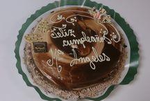 Tartas Pan Real Carrion / Deliciosas y preciosas tartas de encargo. Mil sabores y completamente personalizadas.