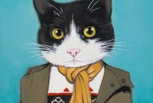 Heather Matton, Cats in Clothes