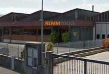 LA REMMTOOLS / Alcune foto della ns. azienda