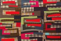 Abstract QUilt multicolour