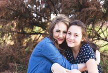 Sister photoshoot <3