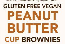 Healthy brownies/ slices