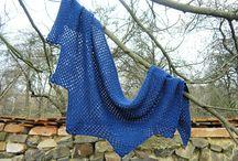Moje šály / my shawl
