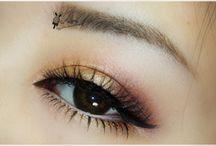 Maquiagem asiática