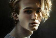 portraiture paintings
