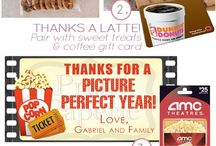 nifty appreciation ideas / by Kaffy Fontenot