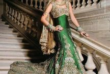 Fashionable Bridal Dresses / Check Out our latest collection of Bridal Dresses, Jewellery and Other Accessories.