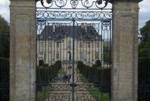 Neobarokk kastélyok