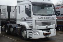 T RENAULT TRUCKS PREMIUM / Trucks of the French brand RENAULT,PREMIUM range series.