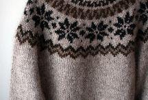 Ting som er strikket