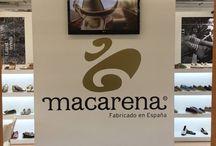 Feria Expo Riva Schuh - Enero 2016 / Fotos de Macarena Shoes en la feria Expo Riva Schuh en Riva de Garda, Italia