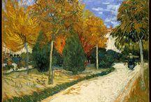 Vincent van Gogh / (30 March 1853 – 29 July 1890) was a Post-Impressionist painter of Dutch origin.
