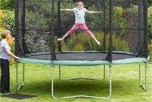 Trampolines and Outdoor Stuff / by Jo T
