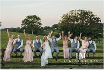 Our Maleny Manor Weddings / Snap shots from weddings we have been part of at Maleny Manor - MC/DJ Entertainment, Lighting & Production.