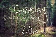 own cosplays / eigene Cosplays, die bereits umgesetzt wurden und der Weg dorthin
