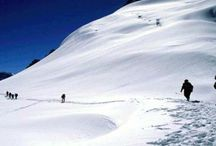 Peak Climbing / Adventure Mountain Club Trek & Expedition has always been providing friendly and desired services to our valuable adventure travelers. We fully organize and provide any support and any kind of Trekking or Peak Climbing and obtaining permission, providing supported staffs including high attitude climbing assistance, porters and cook.