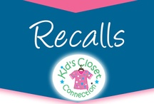 Product Recalls / View and search for recalled products related to children.