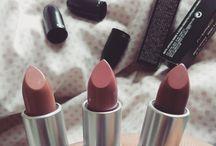 MAC / True love for lipsticks