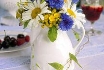 Special celebration / Weddings - Hochzeiten - veils - vintage style - shabby chic - beautiful flowers - cool ideas - decoration - Hippie Bride - Bridal hair