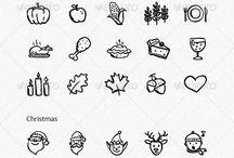 Lots of symbols