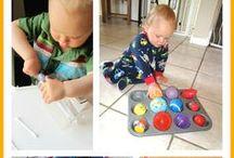 Baby montessori ideas
