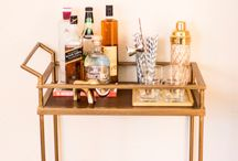 Styling & Staging - Bar Carts