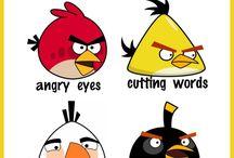 anger ideas