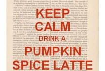 Pumpkin Addict, Guilty as Charged / by Samantha Salch