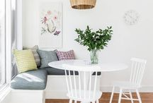 Small spaces dinning