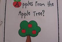 Kindergarten Apple Harvest