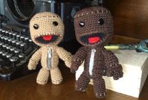 Sackboy - crochet ☻
