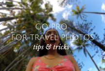 Travel photos/ gopro tricks