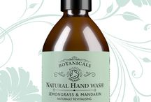 Organic hand & foot care / Botanicals natural and organic hand and foot care products are created in small batches, using only the finest ingredients, and are certified organic by the Soil Association.