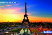 Benelux & Paris Turu / Avrupa'yı keşfetmeye hazır mısınız? Benelux & Paris turumuz ile gezgin ruhunuzu özgür bırakın.