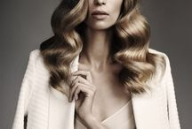 RHB Salon - Mood board (Sarah Czarnuch) / 3 Target Looks, - Classic Wave - Veil over face - Little more messy/up