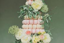 Unconventional Wedding Cakes / Alternatives to a traditional wedding cake for a Wedding in Italy