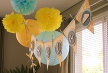 Banners and Garland / by Melinda Collis