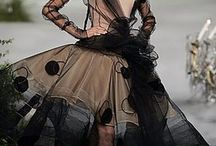 French haute couture  / french fashion by designers