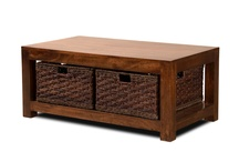 Brand New In / A showcase of the most recent additions to our exclusive, solid wood furniture collections