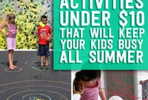 Summertime Fun & Recipes / Lots of great summer activities and healthy recipes the entire family will enjoy! / by Nebraska Medicine
