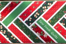 Christmas Quilting / by Sew Fresh Quilts