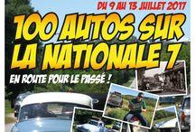 100 autos sur la N7 avec Thierry Dubois