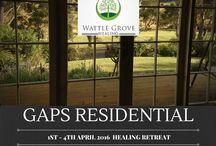 Wattle Grove Healing- Tasmanian Retreat