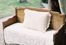 Vintage/gardens/furniture/wooden
