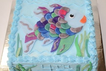 Rainbowfish Birthday Party