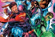 DC Comics / Things related to the Justice league