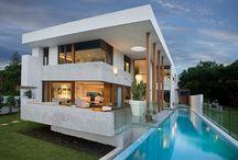 Heavenly houses