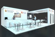 Exhibition Stand Design / Stands for exhibitions designed and built by Access Displays Ltd.  For more information on our stand design, including our free stand design service visit https://www.design-shop.co.uk/global-exhibition-solutions/exhibition-stand-design/