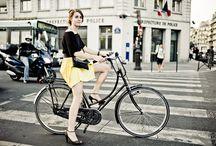 Bike Fashion / by Yvette