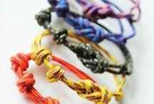 Braccialetti di corda